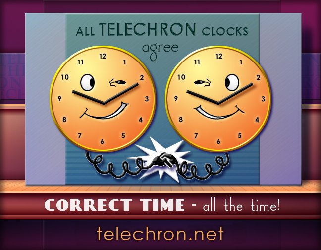 Click Image to Enter Telechron.net!